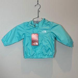 NEW North Face Infant Rain Jacket 6-12M
